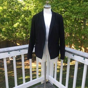 Women's Plus Size Black Blazer